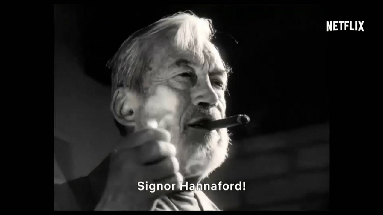 "Extrait de ""The Other Side of the Wind"" d'Orson Welles"