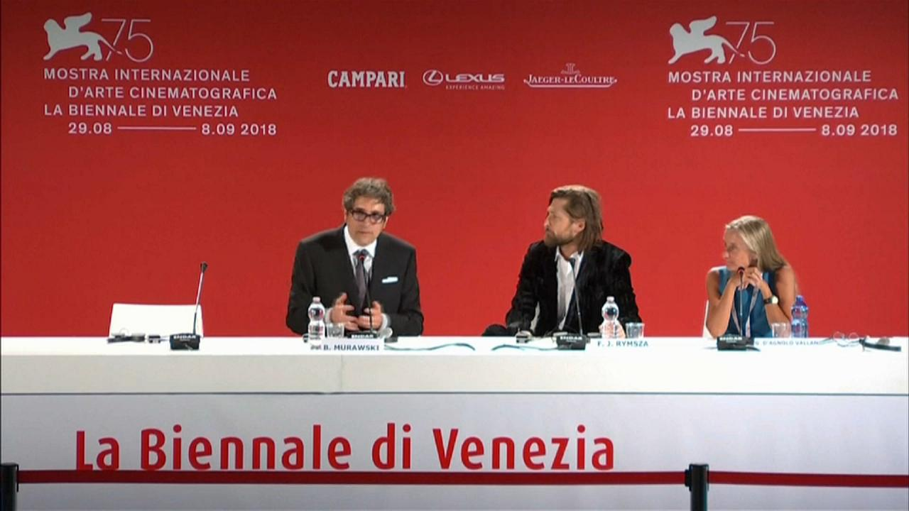 Orson Welles' unfinished movie presented at Venice Film Festival