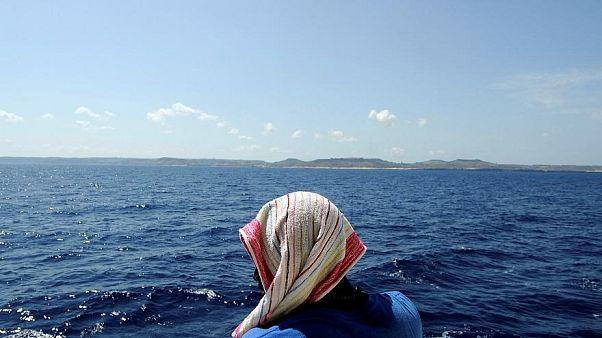 """La travesía del Mediterráneo es """"más mortal que nunca"""", según un informe de la ACNUR"""