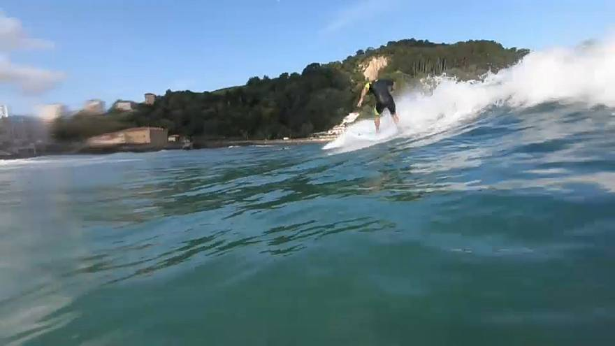 "Aitor ""Gallo"" Francesena surft blind"