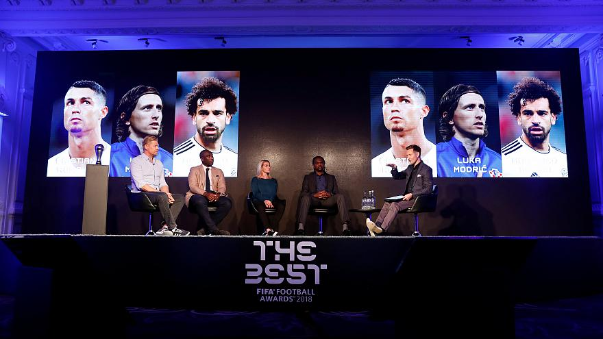 Messi out: Fifa men's player of the year shortlist includes Ronaldo, Salah and Modric