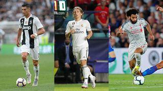 Miglior calciatore FIFA, tra i finalisti non c'è Messi