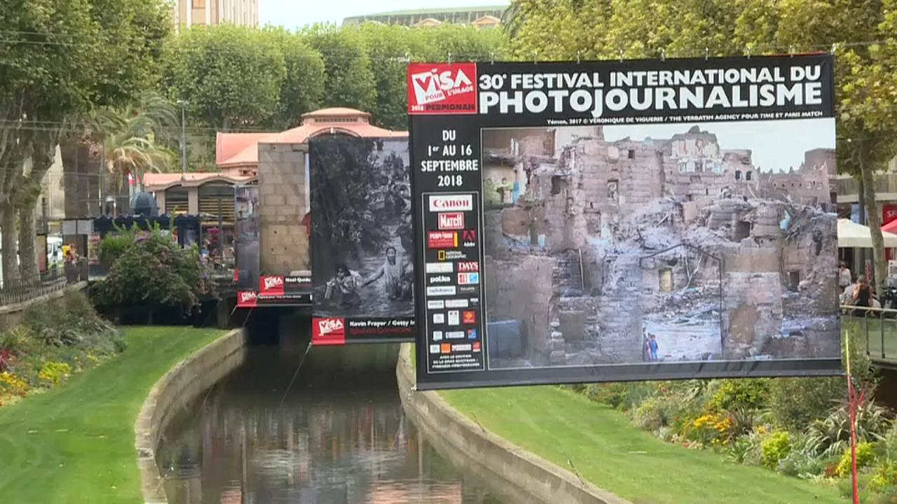 """Festival des Fotojournalismus: """"Die Welt, wie sie ist"""""""