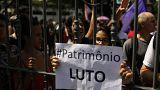 """Embaixadora na UNESCO: """"O Brasil todo está de luto"""""""