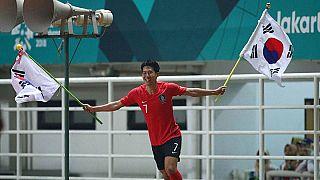 Heung-Min Son gana los Juegos Asiáticos... ¡y se libra de la mili!
