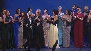 ستارههای فردای دنیای اپرا در مسابقات اپرالیا ۲۰۱۸ در لیسبون