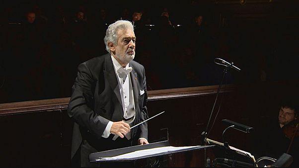 Plácido Domingo homenajea a sus padres con la zarzuela