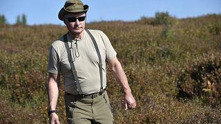 """На """"России-1"""" вышла еженедельная авторская программа о Путине"""