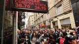 """Proteste gegen Sparkurs in Argentinien: """"Eine große Demütigung"""""""