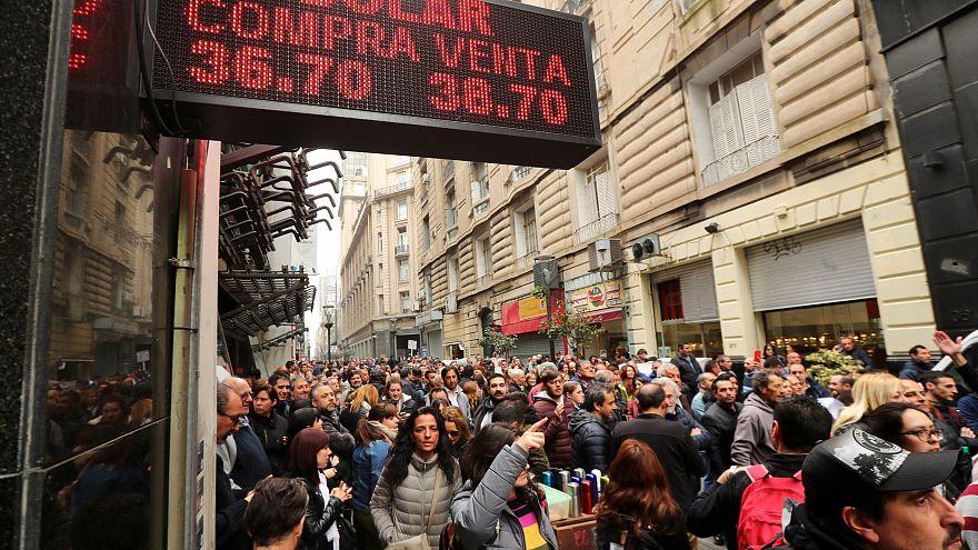 Nouvelle cure d'austérité en Argentine