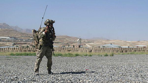 سربازان امریکایی ناتو در افغانستان
