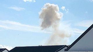 آفریقای جنوبی؛ انفجار در انبار مهمات ۸ کشته بر جای گذاشت