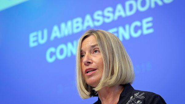 Federica Mogherini quittera ses fonctions en 2019