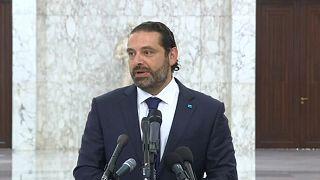 """بعد أشهر من الجمود السياسي: الحريري يقدم """"صيغة"""" لتشكيل الحكومة اللبنانية"""
