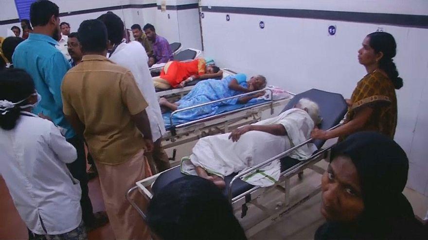"""فيديو: """"حمى الجرذ"""" تجتاح ولاية هندية بعد أسوأ فيضانات في قرن"""