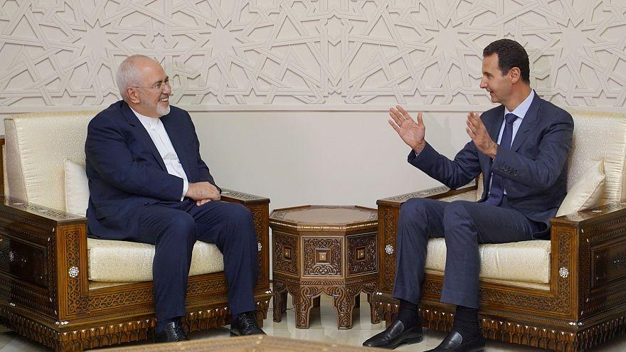 Irán y Siria refuerzan lazos antes de la ofensiva sobre Idleb