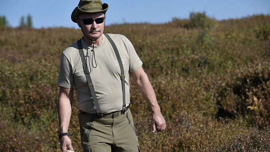 Putin'in popülaritesini yükseltmek için medya devrede: Başkanı öven TV programı yayında