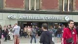 Terrortámadásnak minősítették az amszterdami késelést