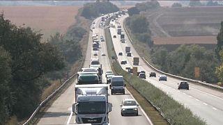 A magyar közúthálózat csak 10-15 százaléka van jó vagy megfelelő állapotban