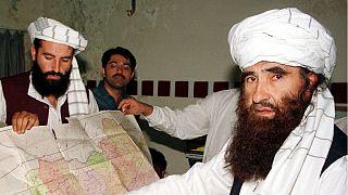 گروه طالبان افغانستان مرگ بنیانگذار شبکه حقانی را اعلام کرد