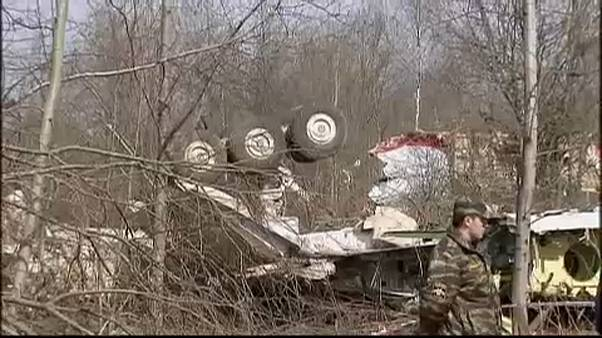 ТУ-154 Качиньского: новый этап расследования