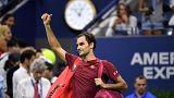 US Open : fin de partie pour Roger Federer