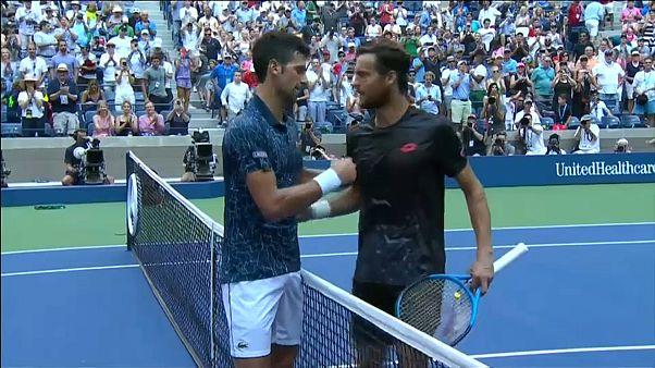 Open dos EUA: Djokovic elimina Sousa