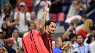 ABD Açık'ın en büyük favorisi Federer'den erken veda