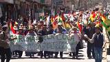 Bolivia: protestano i produttori di coca