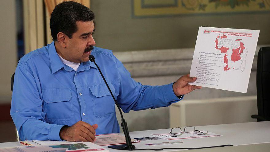 فنزويلا تطلق نظام دفع جديد للبنزين في المناطق الحدودية للحد من التهريب