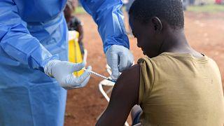 Children in DRC begin to return to school after Ebola outbreak