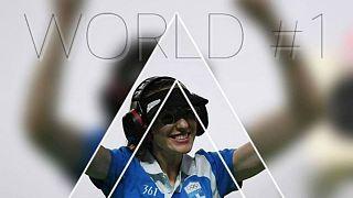 Σκοποβολή: Παγκόσμια πρωταθλήτρια η Άννα Κορακάκη