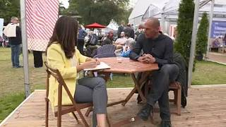 Raw Politics talk show : Yanis Varoufakis contre les nationalistes