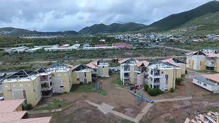 Saint-Martin, un an après l'ouragan Irma