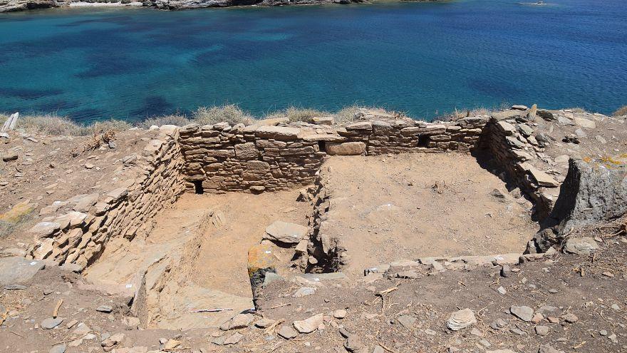 Σημαντικά αρχαιολογικά ευρήματα στην Κύθνο
