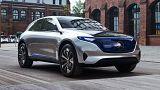 Elektrikli araba piyasası kızışıyor: Mercedes Tesla'ya rakip oldu