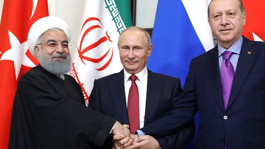 التنازلات المتبادلة في قمة طهران قد تجنب إدلب الحرب