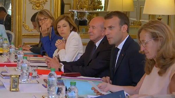 Governo francês sofre terceira remodelação