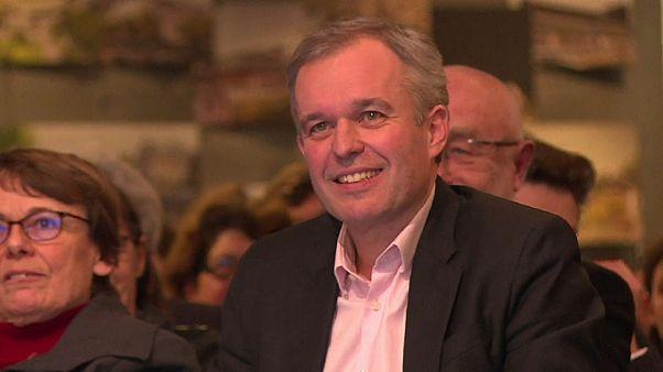 Neuer Umweltminister: De Rugy ersetzt Hulot