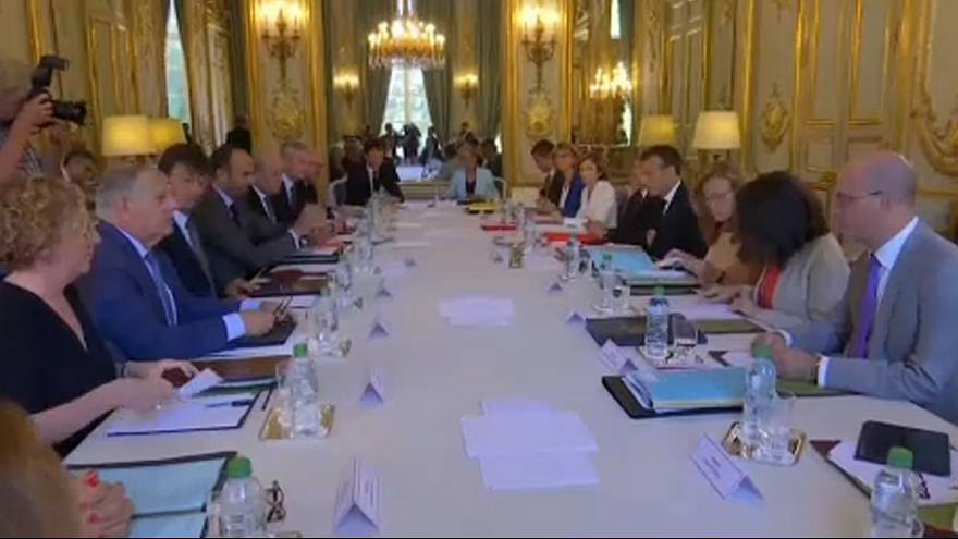 Új miniszterek a francia kormányban