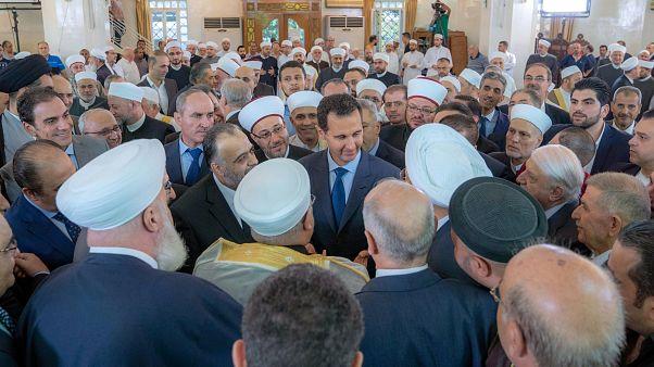 تقرير: الأسد طلب من أوباما التوسط بين سوريا وإسرائيل بشأن الجولان
