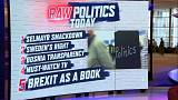 Raw Politics: Selmayr smackdown, bright horizons for Sweden's far-right and Vlad 'Reality TV' Putin