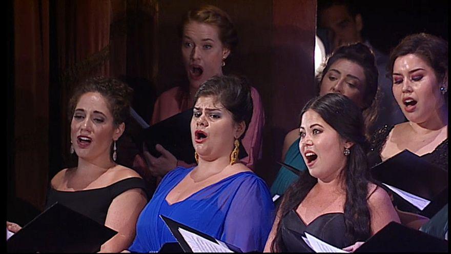 Lisboa assistiu ao futuro da ópera