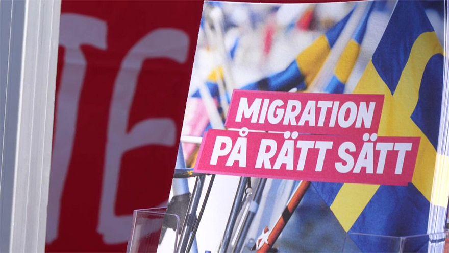 """İsveç """"Göç"""" travmasıyla sandığa giderken, aşırı sağa beklenmeyen eğilim"""