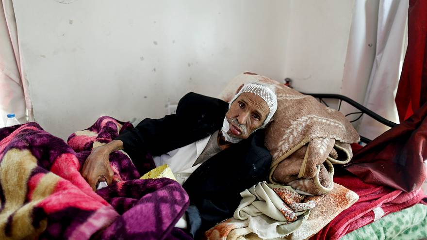 In photos: Suffering from cancer amid war in Yemen