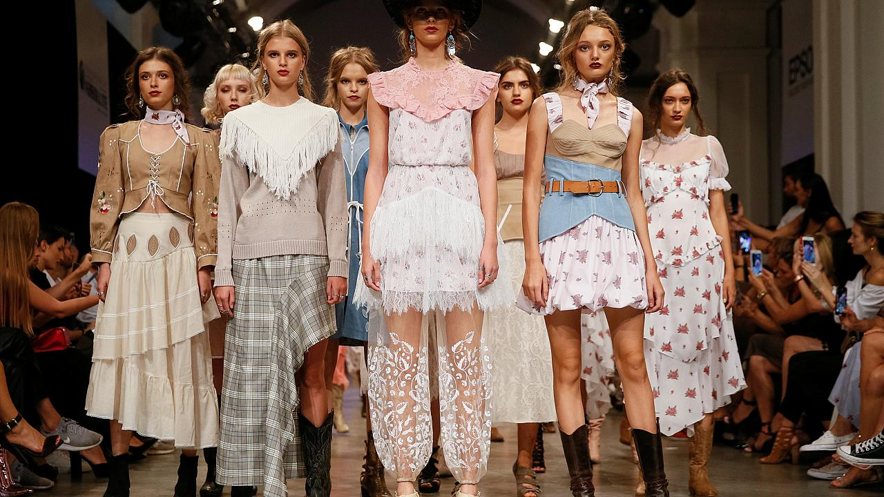 Ukrainian Fashion Week: women designers