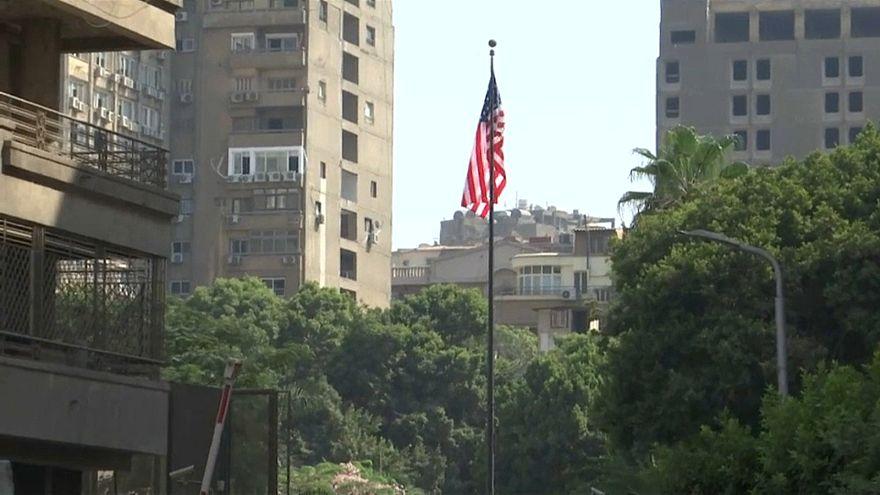 Explosão perto da embaixada dos EUA no Cairo