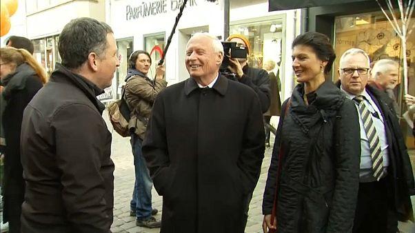 """Aufstehen"", o novo movimento de esquerda na Alemanha"