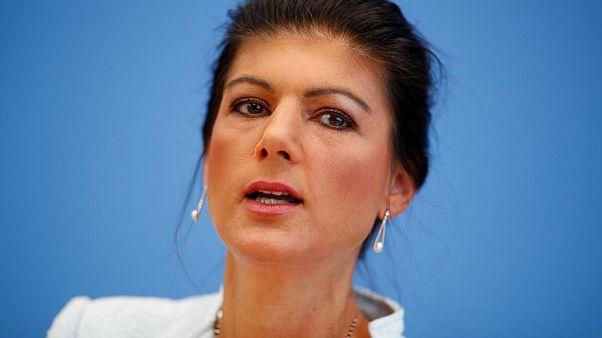 Γερμανία: Παρουσιάστηκε ο νέος πολιτικός σχηματισμός της Αριστεράς