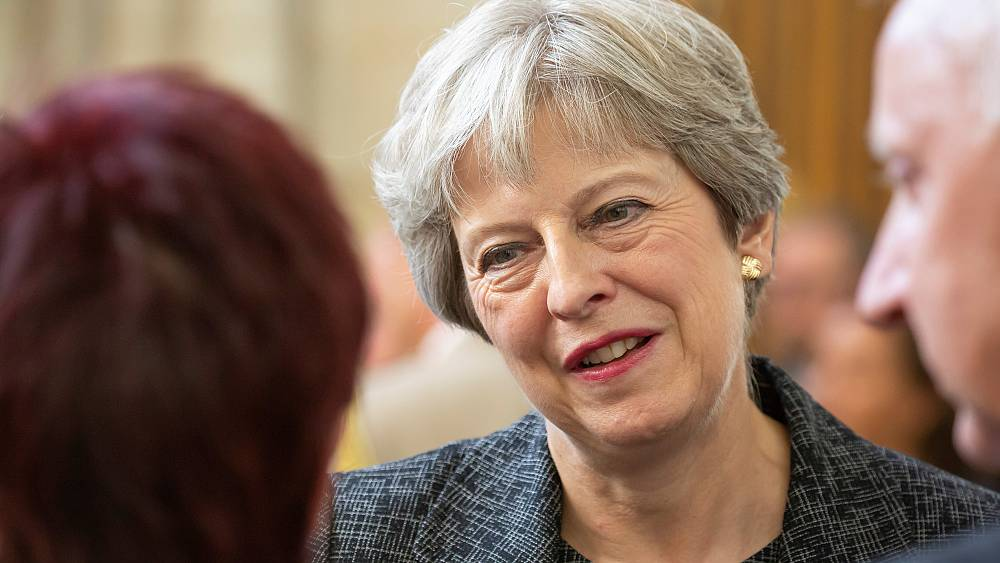 Three ways May's Brexit ordeal might end and how it will happen